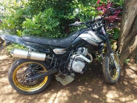 Motocicleta Honlei HL200GY-3B