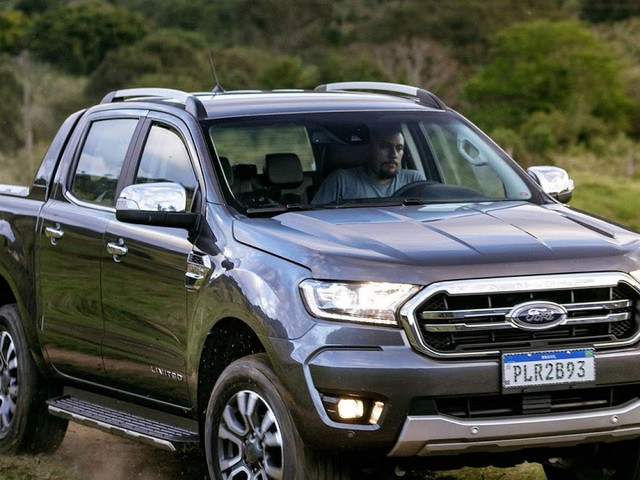 Ford Ranger 2020 c/ test-drive e venda especial - Expointer
