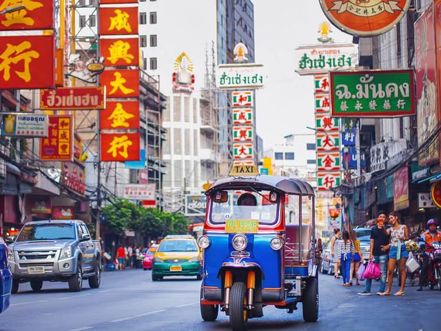 Passagens aéreas para a Tailândia a partir de R$ 2.619, voando British!