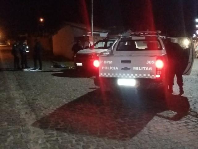 Policial militar reformado é morto a tiros na Grande Natal