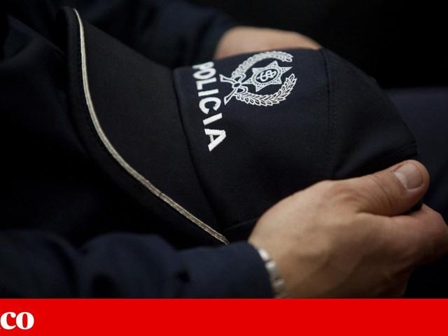 Colisão envolvendo viatura da PSP faz sete feridos