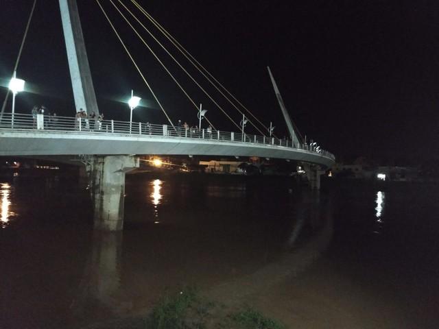 Rio Acre continua subindo e ultrapassa em 34 centímetros a cota de alerta em Rio Branco