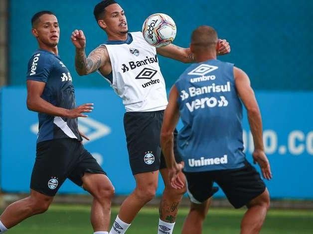 Acompanhe Grêmio x Caxias em tempo real