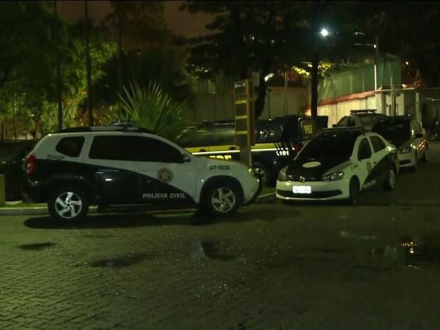 Forças Armadas e polícias fazem megaoperação contra roubo de cargas no RJ