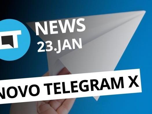 Nubank vai virar financeira; Xbox Watch; Nova versão do Telegram e + [CT News]
