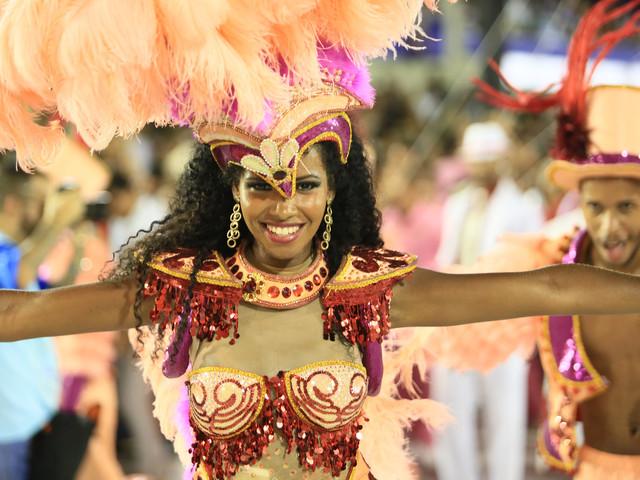 Salgueiro Samba School Ready for Rio 2018 Carnival