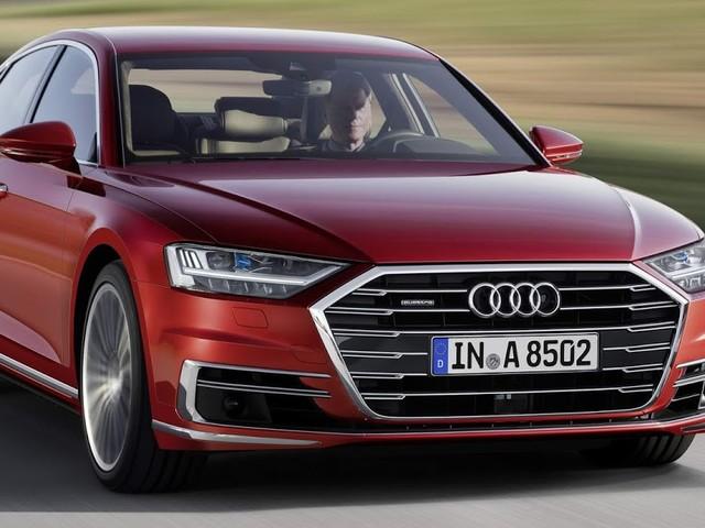 Novo Audi A8 2018: fotos, preços e especificações oficiais