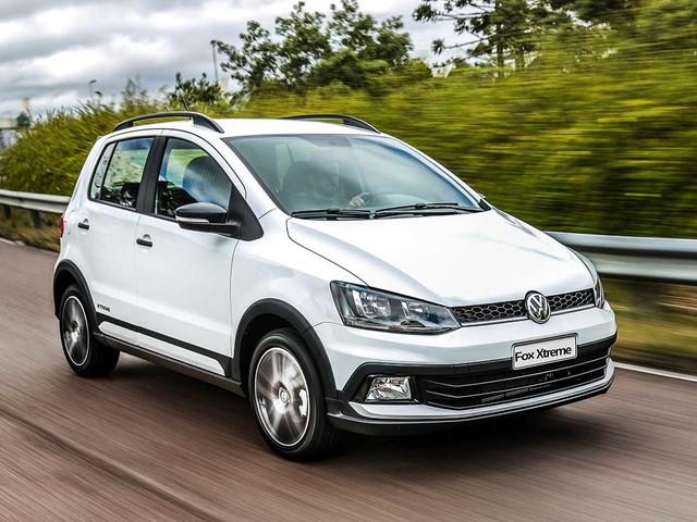 Volkswagen Fox será vendido somente nas versões Connect e Xtreme