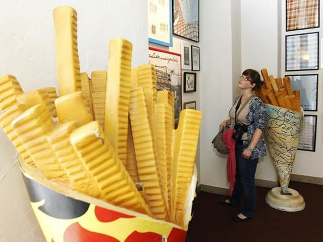 Batatas fritas: paixão nacional da Bélgica gerou até disputa comercial