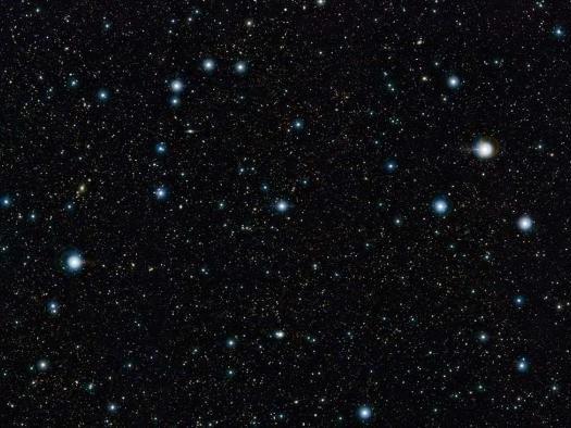 Astrônomos criam o mais preciso mapa mostrando o passado do universo