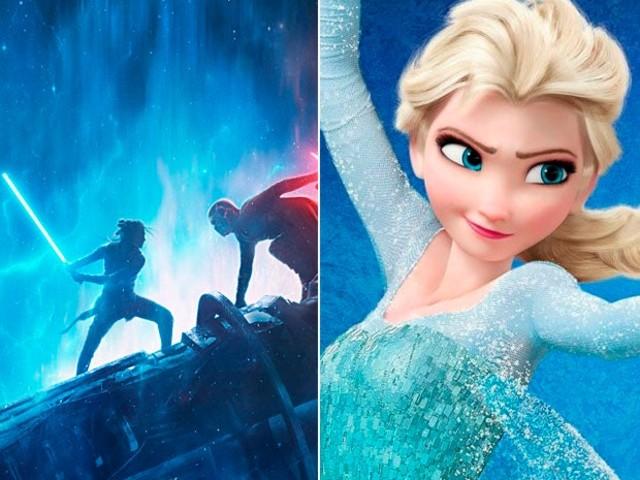 Saga 'Star Wars', 'Frozen' e mais: veja o que sai do catálogo da Netflix