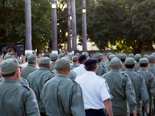 Ceará convoca 1,2 mil militares da reserva para reforçar combate à onda de violência