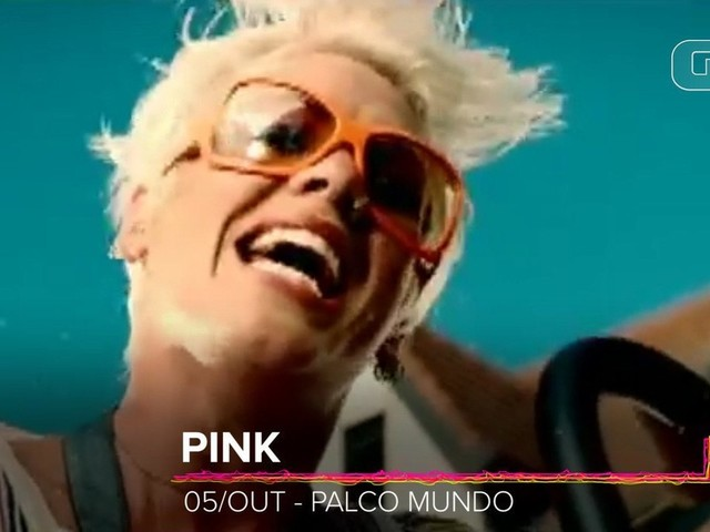 Setlist da Pink no Rock in Rio: veja como deve ser o show