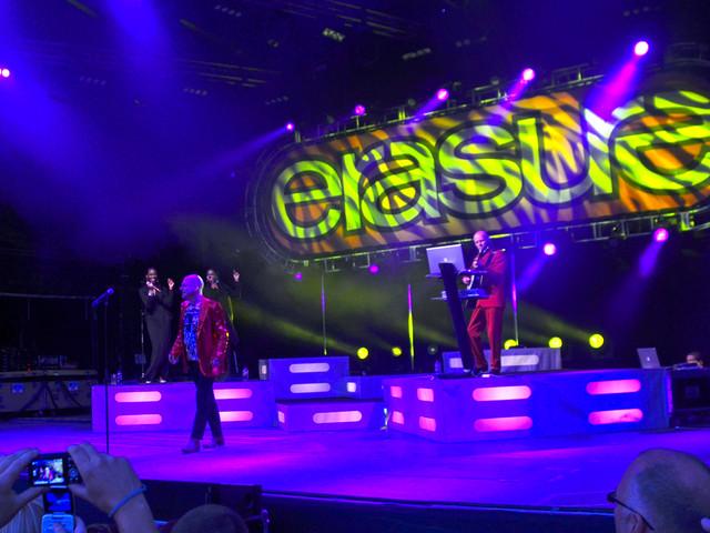 UK's Erasue to Perform at Vivo Rio Arena on Saturday, May 12th