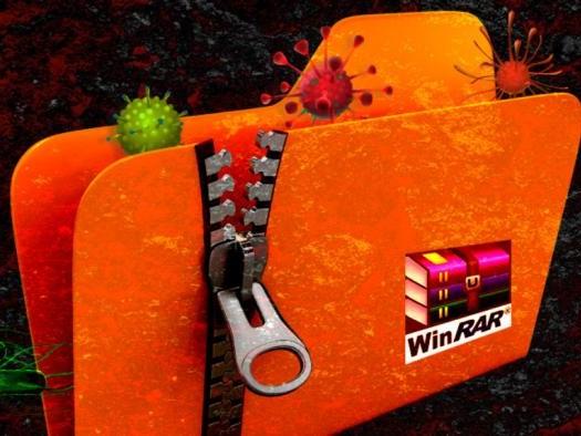 WinRAR corrige falha de segurança desconhecida há 19 anos