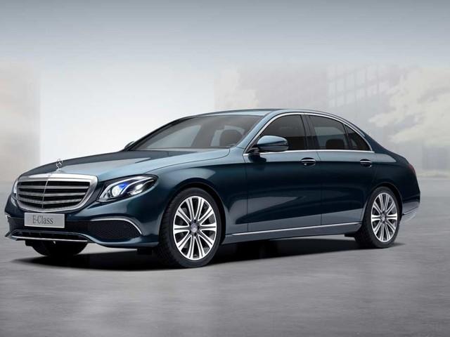 Recall: Mercedes-Benz Classe E e AMG E 43 são chamados por falha em cinto