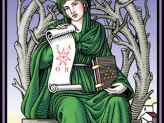Suma Sacerdotisa, histórias de Deuses, o silêncio da boca e as palavras dos dedos