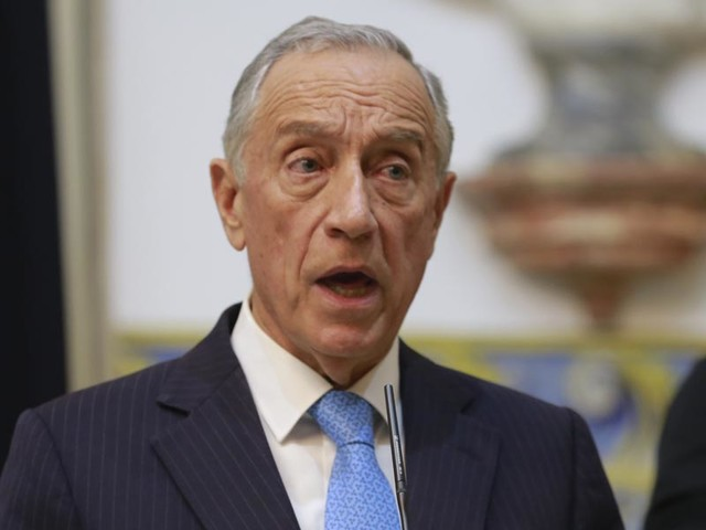 Presidente da República pede aos portugueses para votarem a 1 de outubro
