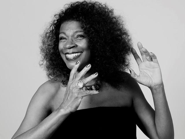 Zezé Motta: Actress and Singer Performs in Rio this Monday