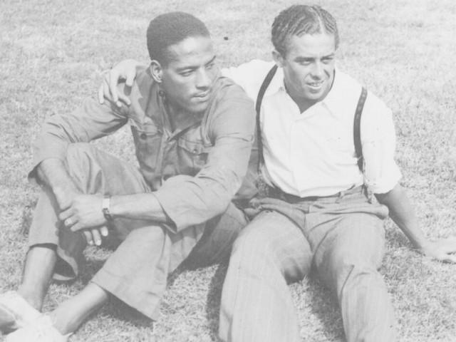 Vasco x Flamengo: a história de dois craques marcados pela guerra