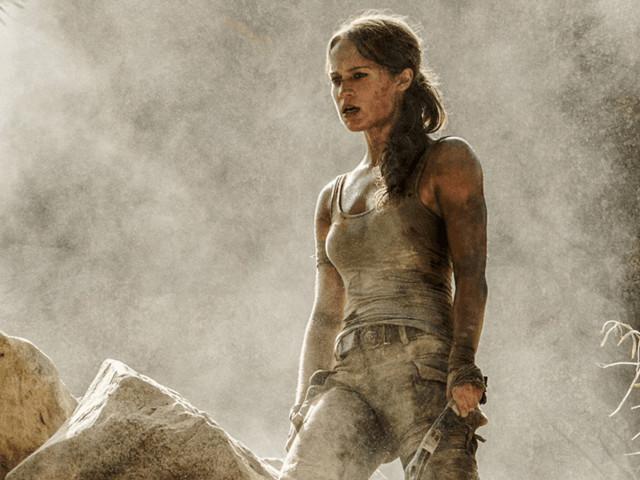 """O primeiro trailer de """"Tomb Raider"""", com Alicia Vikander, já tem data para sair!"""
