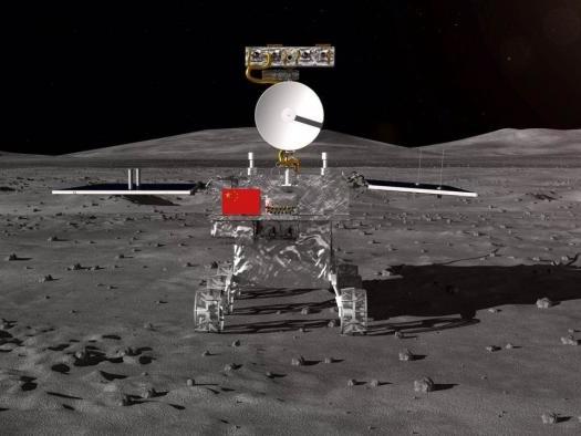 Agência espacial chinesa lança missão que pousará no lado afastado da Lua
