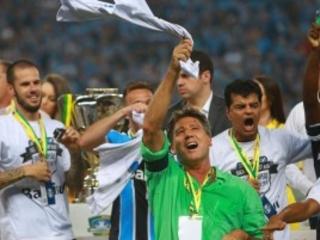 Vencer o Corinthians para Renato Gaúcho é fundamental. Para o sonho: assumir a Seleção