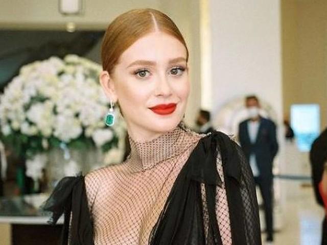 Marina Ruy Barbosa rebate Samantha Schmütz sobre ter ido a Cannes