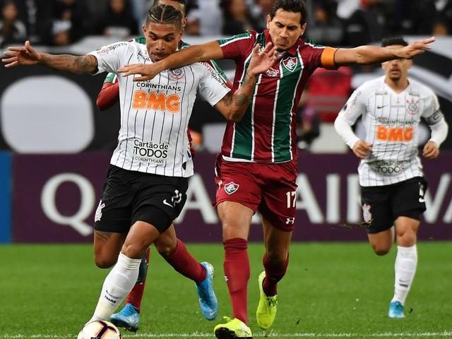 Fluminense se defende bem e empata com o Corinthians pela Sul-Americana