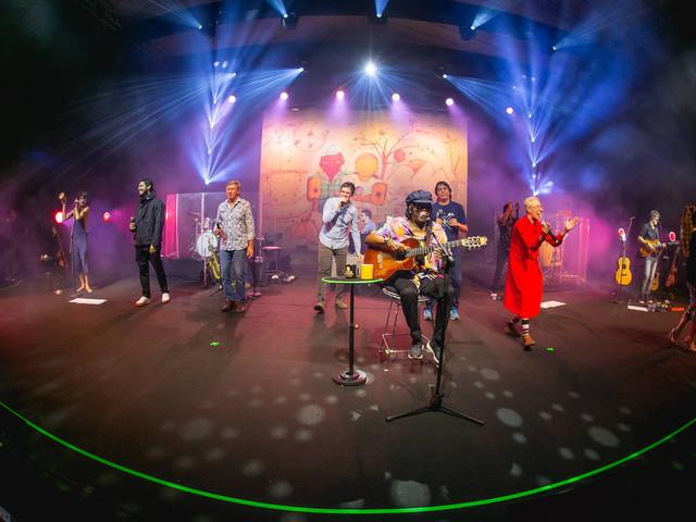 Milton Nascimento faz dois shows da turnê Clube da Esquina, com amigos Lô Borges e Criolo, em SP