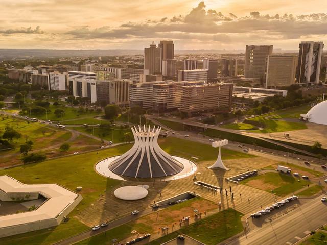 Chapada dos Veadeiros e DF! Passagens para Brasília a partir de R$ 189 saindo de Campinas e mais cidades!