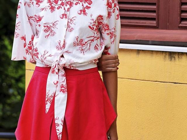 Moda: amarrações são tendência da estação