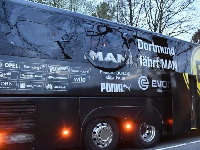 """Dortmund - Polizei geht von """"Angriff mit ernstzunehmenden Sprengsätzen"""" aus"""