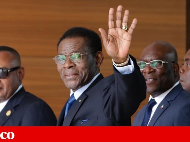 Obiang exibe a força do regime ao fim de 40 anos de poder na Guiné Equatorial