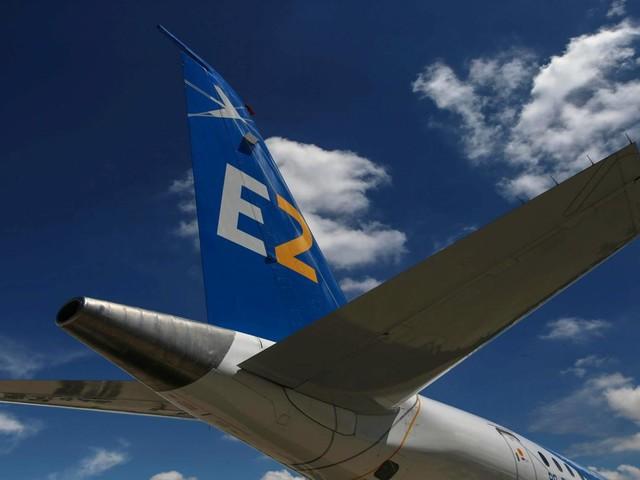 Conheça o novo Embraer 195-E2 que será operado pela Azul