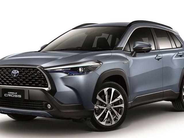 Com produção nacional, Corolla Cross será o anti-Compass da Toyota em 2021