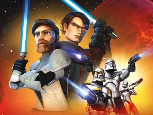 Disney divulga primeiro trailer da temporada final de A Guerra dos Clones