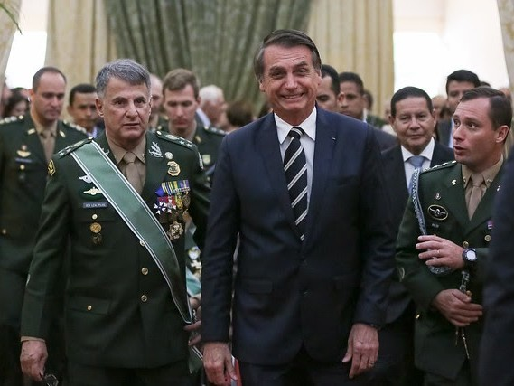 Bolsonaro sobre músico fuzilado: 'O Exército não matou ninguém'