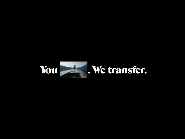 WeTransfer celebra criativos que utilizam serviço em novo vídeo