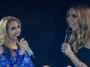 Joelma divulga vídeo do seu DVD com participação de Ivete Sangalo