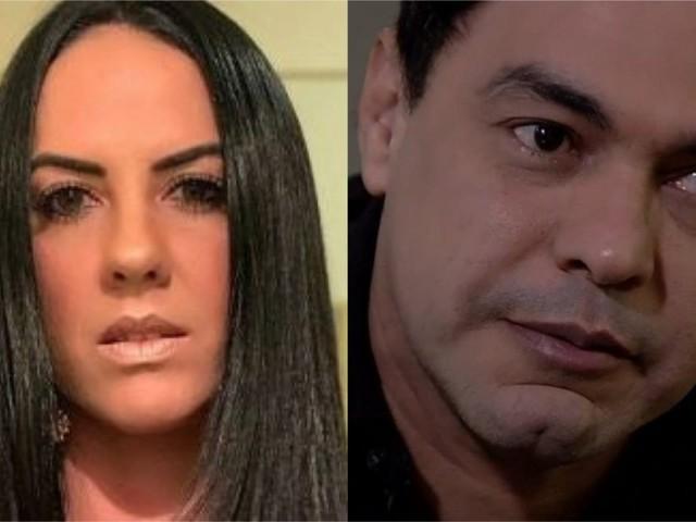 Graciele Lacerda quebra silêncio e se pronuncia sobre traição de Zezé Di Camargo com bailarina
