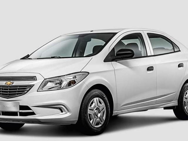 Chevrolet Prisma 2018 tem preço inicial de R$ 45.790