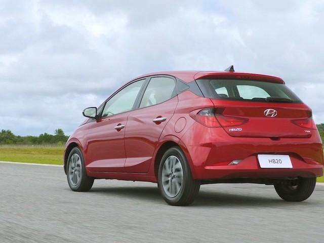Hyundai HB20 1.0 turbo: primeiras impressões