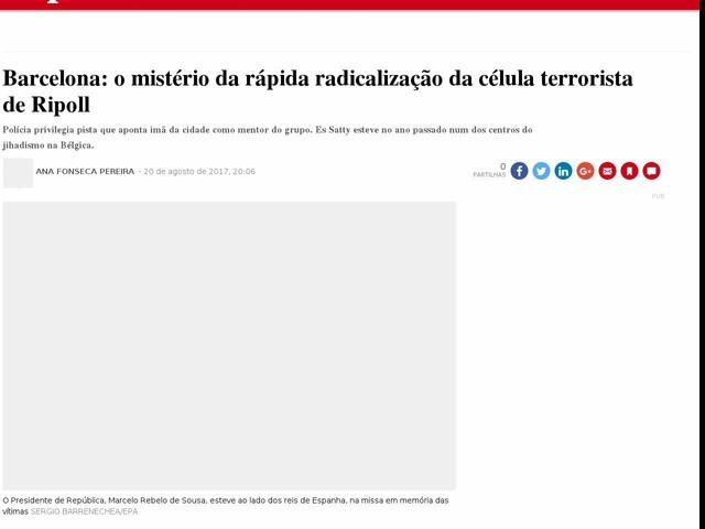 Barcelona: o mistério da rápida radicalização da célula terrorista de Ripoll