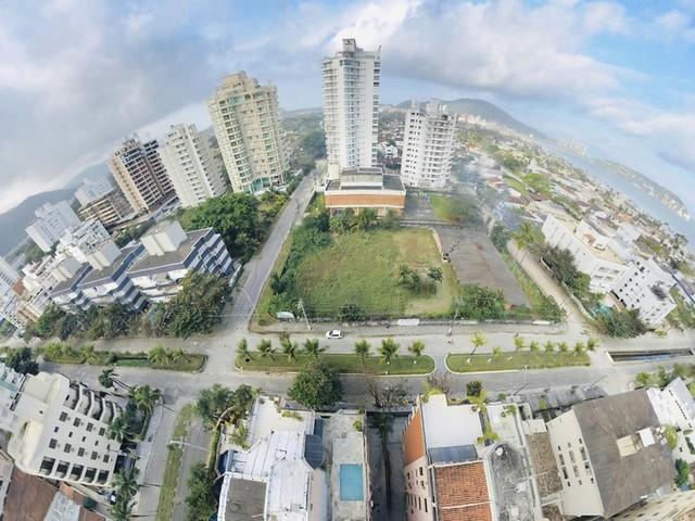 Prefeito sanciona doação de terreno para batalhão da PM em Guarujá