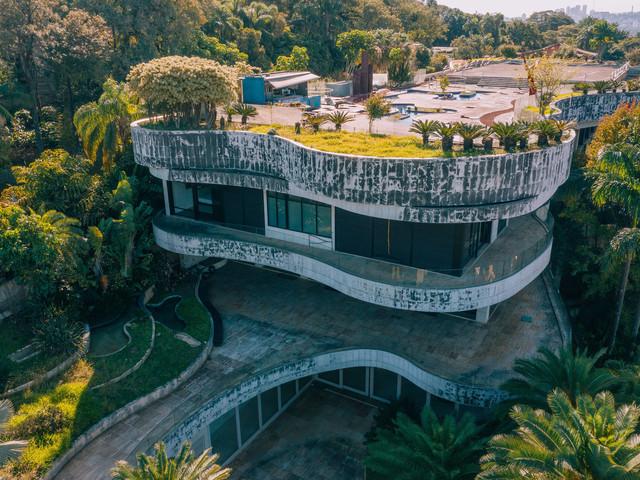 Casa de Edemar Cid Ferreira, do falido Banco Santos, vai virar escola de alto padrão