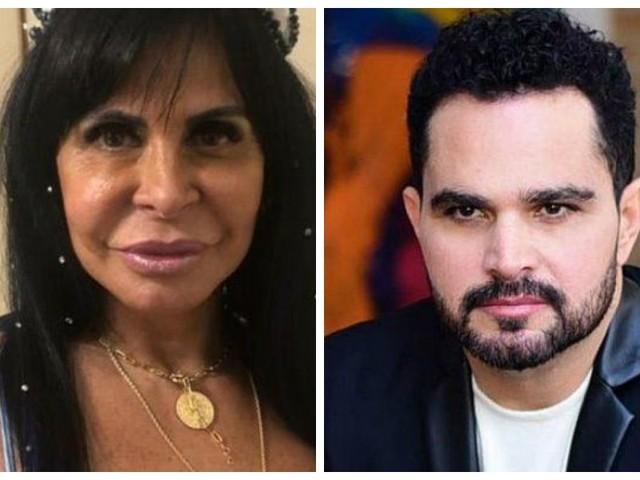 """Ex de Luciano se mete na briga de Gretchen com Luana Piovani e ataca cantora em vídeo: """"Cara de sapo"""""""
