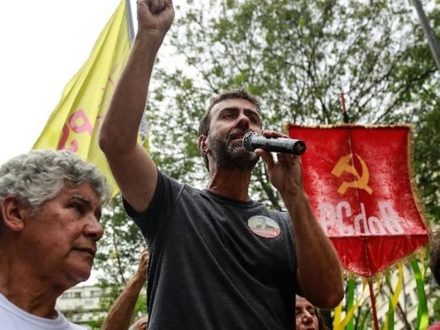Bancada do PSOL vai procurar Rodrigo Maia e Sérgio Moro para garantir segurança de Freixo em Brasília
