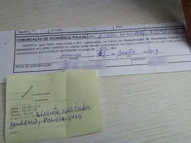 Na saída de motel, casal tenta usar cartão do Bolsa Família para pagar despesas em Maringá