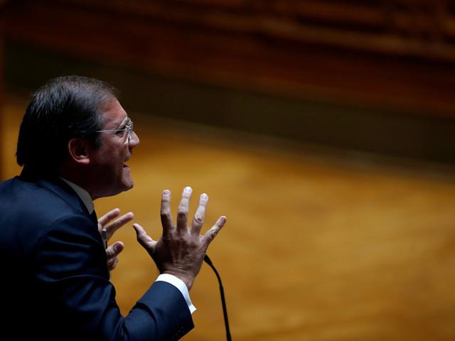 Pedro Passos Coelho defende nova reforma das Áreas Metropolitanas